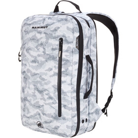 Mammut Seon Transporter X Backpack 26L white camo